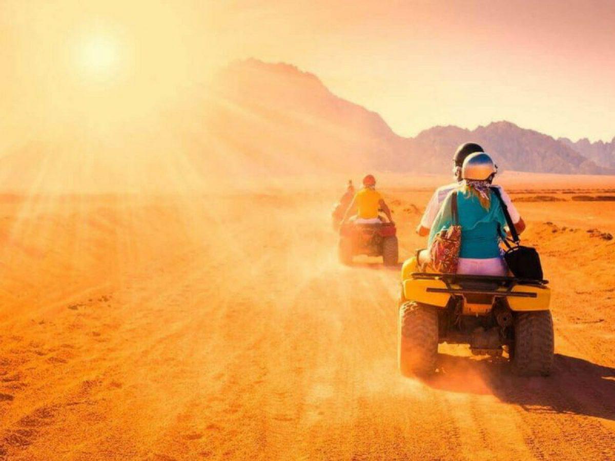 Various Desert Safari Dubai Tours Options for Endless Fun
