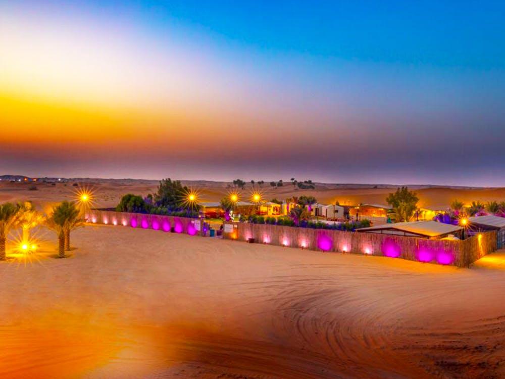 Dubai Desert Safari – Definitely among the very best things to do in Dubai.