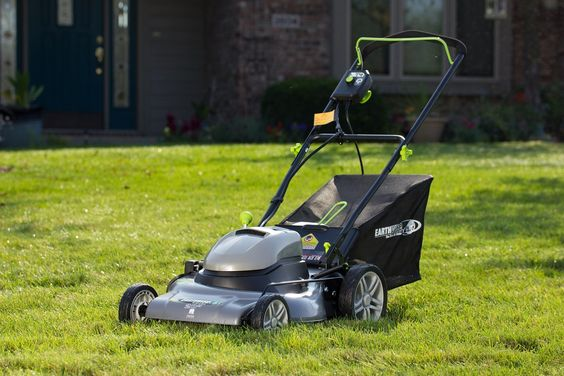 This Is The Basic Explanation About A Lawnmower
