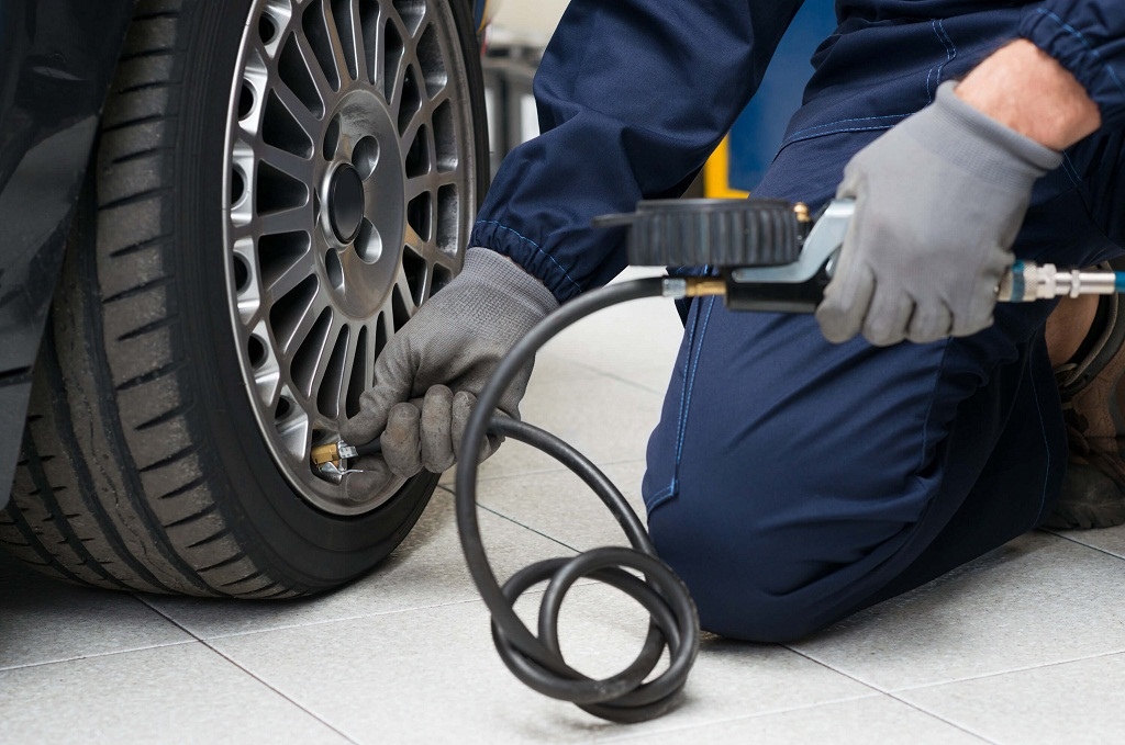 Tips For Driving A Car On Potholed Roads